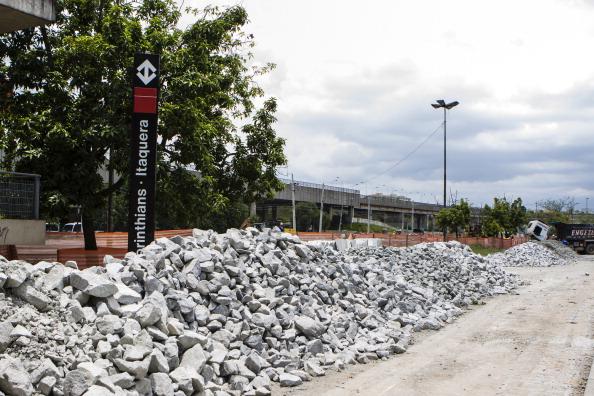 World Cup Rejuvenation Project - Itaquera District - Sao Paulo
