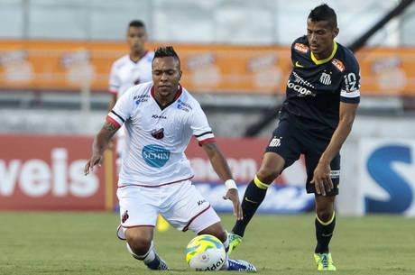 CAMPEONATO PAULISTA 2014: ITUANO X SANTOS FC